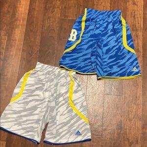 Adidas UCLA basketball shorts